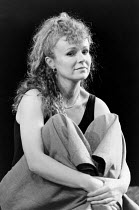 WHEN I WAS A GIRL, I USED TO SCREAM AND SHOUT by Sharman Macdonald design: Robin Don director: Simon Stokes <br> Julie Walters (Fiona) Whitehall Theatre, London SW1 09/12/1986 (c) Donald Cooper/Phot...