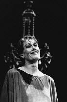 WHEN SHE DANCED by Martin Sherman design: Bob Crowley lighting: Arden Fingerhut director: Robert Allan Ackerman <br> Vanessa Redgrave (Isadora Duncan) Gielgud Theatre, London W1 06/08/1991 (c) Donald...