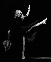 LULU by Frank Wedekind adapted by Peter Barnes set design: Patrick Robertson costumes: Rosemary Vercoe directors: Peter Barnes & Stuart Burge <br> Julia Foster (Lulu) Nottingham Playhouse, Nottingham,...