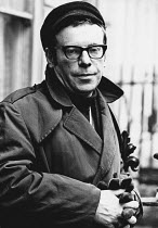 Peter Barnes <br> English playwright (1931-2004) photographed in 1971 (c) Donald Cooper/Photostage photos@photostage.co.uk ref/BW-P-71-A