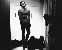 MACBETH by Jerzy Grotowski after Shakespeare director: Steven Rumbelow <br>companyStudio 68 of Theatre Arts, London W8 07/1969(c) Donald Cooper/Photostage photos@photostage.co.uk ref/BW-P-202-12