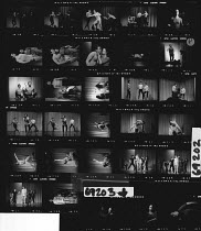 MACBETH  by Jerzy Grotowski  after Shakespeare  director: Steven Rumbelow <br> Studio 68 of Theatre Arts, London W8  07/1969 (c) Donald Cooper/Photostage   photos@photostage.co.uk   ref/BW-202-3 con...