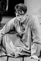 ROSS by Terence Rattigan design: Mark Thompson lighting: Michael Northern director: Roger Redfarn <br>Simon Ward (Lawrence of Arabia) The Old Vic, London SE1 03/06/1986 (c) Donald Cooper/Photostage ph...