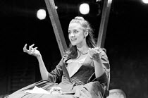THE GRACE OF MARY TRAVERSE by Timberlake Wertenbaker design: Kandis Cook lighting: Christopher Toulmin director: Danny Boyle <br> Janet McTeer (Mary Traverse) Royal Court Theatre, London SW1 17/10/198...
