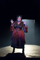 JACK THE RIPPER: The Women of Whitechapel music: Iain Bell libretto: Emma Jenkins conductor: Martyn Brabbins design: Soutra Gilmour lighting: Paul Anderson director: Daniel Kramer <br> Susan Bullock (...