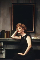 SEPARATE TABLES by Terence Rattigan design: Carl Toms lighting: Alan Burrett director: Peter Hall <br> TABLE BY THE WINDOW: Patricia Hodge (Anne Shankland) The Peter Hall Company / Albery Theatre, Lon...