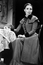 A DOLL'S HOUSE by Henrik Ibsen in an English language version by Simon Stephens director: Patrick Garland <br> Claire Bloom (Nora Helmer) Criterion Theatre, London SW1 20/02/1973 (c) Donald Cooper/Pho...