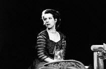 HEDDA GABLER by Henrik Ibsen in a new version by Christopher Hampton design: Bob Crowley lighting: Mark Henderson director: Howard Davies <br> Juliet Stevenson (Hedda Tesman) Olivier Theatre, National...