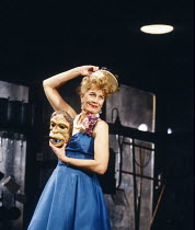 ORPHEUS DESCENDING by Tennessee Williams design: Alison Chitty director: Peter Hall <br> Vanessa Redgrave (Lady Torrance) Peter Hall Company / Theatre Royal Haymarket, London SW1 13/12/1988 (c) Donald...