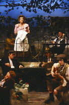 THE BAKER'S WIFE music & lyrics: Stephen Schwartz book: Joseph Stein set design: John Napier costumes: Andreane Neofitou lighting: David Hersey choreography: David Toguri director: Trevor Nunn <br>top...