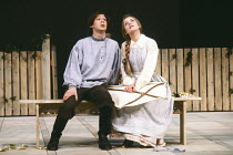 A MONTH IN THE COUNTRY by Ivan Turgenev translated by Isaiah Berlin design: Alison Chitty lighting: Rory Dempster director: Peter Gill <br> Ewan Stewart (Aleksei Nikolayevich Belyaev), Caroline Langri...
