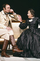 A MONTH IN THE COUNTRY by Ivan Turgenev translated by Isaiah Berlin design: Alison Chitty lighting: Rory Dempster director: Peter Gill <br> Robert Swann (Arkadi Sergeyevich Islayev), Betty Hardy (Anna...