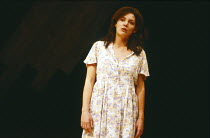 AS I LAY DYING by William Faulkner adapted for the stage and directed by Peter Gill design: Alison Chitty lighting: Stephen Wentworth <br> Joanne Whalley (Dewey Dell) Cottesloe Theatre, National Theat...