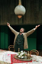 UNCLE VANYA by Anton Chekhov in a version by Frank McGuinness set design: Hayden Griffin costumes: Pamela Howard lighting: Andy Phillips director: Peter Gill <br> Stephen Rea (Vanya) Field Day Theatre...