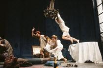 WHEN SHE DANCED by Martin Sherman design: Bob Crowley lighting: Arden Fingerhut director: Robert Allan Ackerman <br> l-r: Vanessa Redgrave (Isadora Duncan), Alison Fiske (Mary Desti), Oleg Menshikov (...