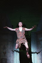 PETER PAN by J M Barrie in a new version by John Caird & Trevor Nunn set design: John Napier costumes: Andreane Neofitou original lighting: David Hersey movement: Jane Gibson fights: Malcolm Ranson di...
