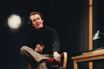 THE REAL THING by Tom Stoppard design: Vicki Mortimer lighting: Mark Henderson director: David Leveaux <br> Stephen Dillane (Henry) a Donmar Warehouse 1999 production / Albery Theatre, London WC2 18/0...