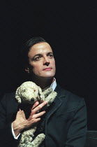 THE INVENTION OF LOVE by Tom Stoppard design: Anthony Ward lighting: Peter Mumford director: Richard Eyre <br>Paul Rhys (Housman)Cottesloe Theatre, National Theatre (NT), London 01/10/1997 (c) Donald...