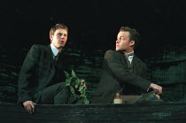 THE INVENTION OF LOVE by Tom Stoppard design: Anthony Ward lighting: Peter Mumford director: Richard Eyre <br>l-r: Ben Porter (Housman), Jamie Glover (Jackson)a National Theatre (NT) 1997 production /...