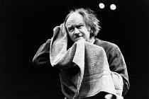 RACING DEMON by David Hare design: Bob Crowley lighting: Mark Henderson director: Richard Eyre <br> Oliver Ford Davies (Rev. Lionel Espy) Cottesloe Theatre, National Theatre (NT), London SE1 08/02/199...