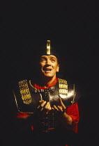 TROILUS AND CRESSIDA music: William Walton after Shakespeare conductor: Richard Hickox design: Neil Warmington lighting: Nick Chelton director: Matthew Warchus <br> Arthur Davies (Troilus) Opera North...