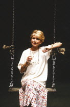 HIDDEN LAUGHTER written & directed by Simon Gray design: Robin Don lighting: Rick Fisher <br> Felicity Kendal (Louise) Vaudeville Theatre, London WC2 12/06/1990 (c) Donald Cooper/Photostage photos@pho...