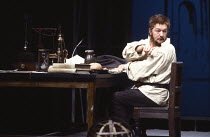 THE LIFE OF GALILEO by Bertolt Brecht translated by Howard Brenton set design: Jocelyn Herbert costumes: Jocelyn Herbert & Stephen Skaptason lighting: Andy Phillips director: John Dexter <br> Michael...