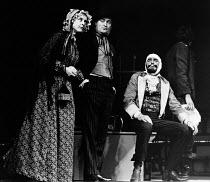 CRANFORD by Mrs Gaskell adapted by Joan Littlewood & John Wells music: Carl Davis lyrics: John Wells design: Dee Greenwood lighting: Ray Duffill director: Joan Kemp-Welch <br> l-r: Stephanie Voss (Mis...