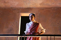 A DOLL'S HOUSE by Henrik Ibsen adapted by Tanika Gupta design: Lily Arnold lighting: Kevin Treacy director: Rachel O'Riordan <br> Anjana Vasan (Niru) Lyric Hammersmith, London W6 11/09/2019 (c) Dona...