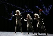 THE MAGIC FLUTE (Die Zauberflote) by Mozart English translation by Stephen Jeffreys conductor: Ben Gernon set design: Michael Levine costumes: Nicky Gillibrand lighting: Jean Kalman director: Simon Mc...