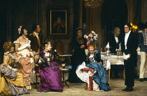 THE LADY FROM MAXIM'S by Georges Feydeau translated by John Mortimer design: Michael Annals lighting: Michael Annals & Leonard Tucker choreography: Sue Lefton director: Christopher Morahan <br> centre...