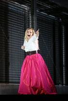AGRIPPINA music: George Frideric Handel libretto: Vincenzo Grimani set design: Rebecca Ringst costumes: Klaus Bruns lighting: Joachim Klein director: Barrie Kosky <br> Lucy Crowe (Poppea) The Royal Op...
