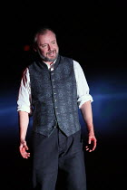 MACBETH by Shakespeare design: Simon Daw lighting: Mark Doubleday fights: Rachel Bown-Williams & Ruth Cooper-Brown movement: Angela Gasparetto director: Paul Miller <br> John Simm (Macbeth)Chichester...