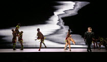 ORPHEUS AND EURYDICE by Christoph Willibald Gluck conductor: Harry Bicket set design: Lizzie Clachan costumes: Louise Gray lighting: Jon Clark directed and choreographed by Wayne McGregor <br> Alice C...