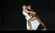 ORPHEUS AND EURYDICE by Christoph Willibald Gluck conductor: Harry Bicket set design: Lizzie Clachan costumes: Louise Gray lighting: Jon Clark directed and choreographed by Wayne McGregor <br> Sarah T...