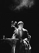 ROSE by Andrew Davies set design: John Gunter costumes: Lindy Hemming lighting: Andy Phillips director: Alan Dossor <br> Glenda Jackson (Rose) Duke of York's Theatre, London WC2 28/02/1980 (c) Donald...