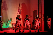 THE MASK OF ORPHEUS  music: Harrison Birtwistle  libretto: Peter Zinovieff  conductor: Martyn Brabbins  set design: Lizzie Clachan  costumes: Daniel Lismore  lighting & video design: Peter Mumford  ch...