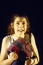 THE TREATMENT by Martin Crimp design: Julian McGowan lighting: Thomas Webster director: Lindsay Posner <br> Jacqueline Defferary (Anne) Royal Court Theatre, London SW1 20/04/1993 (c) Donald Cooper/Pho...