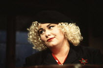 ME AND MAMIE O'ROURKE by Mary Agnes Donoghue director: Robert Allan Ackerman <br> Dawn French (Bibi) Strand Theatre, London WC2 16/12/1993 (c) Donald Cooper/Photostage photos@photostage.co.uk ref/CT-0...