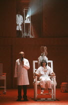 A CLOCKWORK ORANGE 2004 by Anthony Burgess in collaboration with Ron Daniels music by The Edge & Bono design: Richard Hudson lighting: David Hersey choreography: Arlene Phillips fights: Malcolm Ranson...