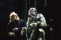 A CHRISTMAS CAROL by Charles Dickens adapted by John Mortimer music: Nigel Hess set design: John Gunter costumes: Deirdre Clancy lighting: Nigel Levings choreography: Lindsay Dolan director: Ian Judge...