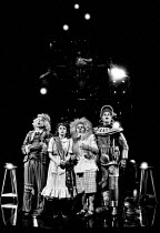 THE WIZARD OF OZ adapted by John Kane from the motion picture screenplay based on the novel by L. Frank Baum music: Harold Arlen lyrics: E. Y. Harburg design: Mark Thompson lighting: Nick Chelton chor...
