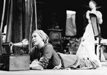 BREAKING THE SILENCE by Stephen Poliakoff design: Alison Chitty lighting: Gerry Jenkinson director: Ron Daniels <br> Jenny Agutter (Polya) Royal Shakespeare Company (RSC), Mermaid Theatre, London EC4...