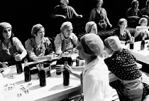 MARY AFTER THE QUEEN by Angela Hewins & Ron Hutchinson music: Guy Woolfenden set design: Ashley Martin-Davis costumes: Allan Watkins lighting: Wayne Dowdeswell director: Barry Kyle <br> in the brewer...