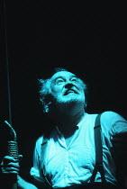 MOBY DICK by Rod Wooden after the novel by Herman Melville music: Karen Wimhurst design: Karen Tennent lighting: Robert Jones director: Gerry Mulgrew <br> David Calder (Captain Ahab) Royal Shakespeare...