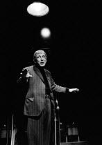 HAPPY END book: Dorothy Lane music: Kurt Weill lyrics: Bertolt Brecht translation: Michael Feingold design: Bunny Christie lighting: Gerry Jenkinson directors: Di Trevis & Stuart Hopps <br> Geoffrey F...