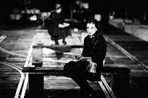 HAPPY END book: Dorothy Lane music: Kurt Weill lyrics: Bertolt Brecht translation: Michael Feingold design: Bunny Christie lighting: Gerry Jenkinson directors: Di Trevis & Stuart Hopps <br> Sara Mair-...