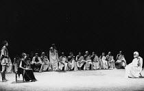 THE WOMAN  Scenes of War and Freedom  written & directed by Edward Bond music: Hans Werner Henze set design: Hayden Griffin costumes: Stephen Skaptason lighting: Andy Phillips choreography: Tel Steven...
