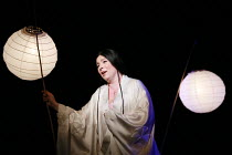 MADAM BUTTERFLY by Giacomo Puccini conductor: Martyn Brabbins set design: Michael Levine costumes: Han Feng puppetry: Blind Summit Theatre original lighting: Peter Mumford original director: Anthony M...