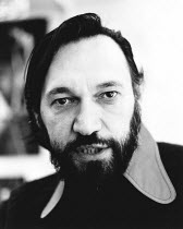 Charles Marowitz <br> Founder & Artistic Director of the Open Space Theatre, London in 1976 (c) Donald Cooper/Photostage photos@photostage.co.uk ref/BW-P-038-10